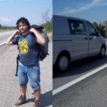 autostop, simone dabbicco, simon dabbicco