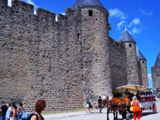 Il castello di Carcassonne