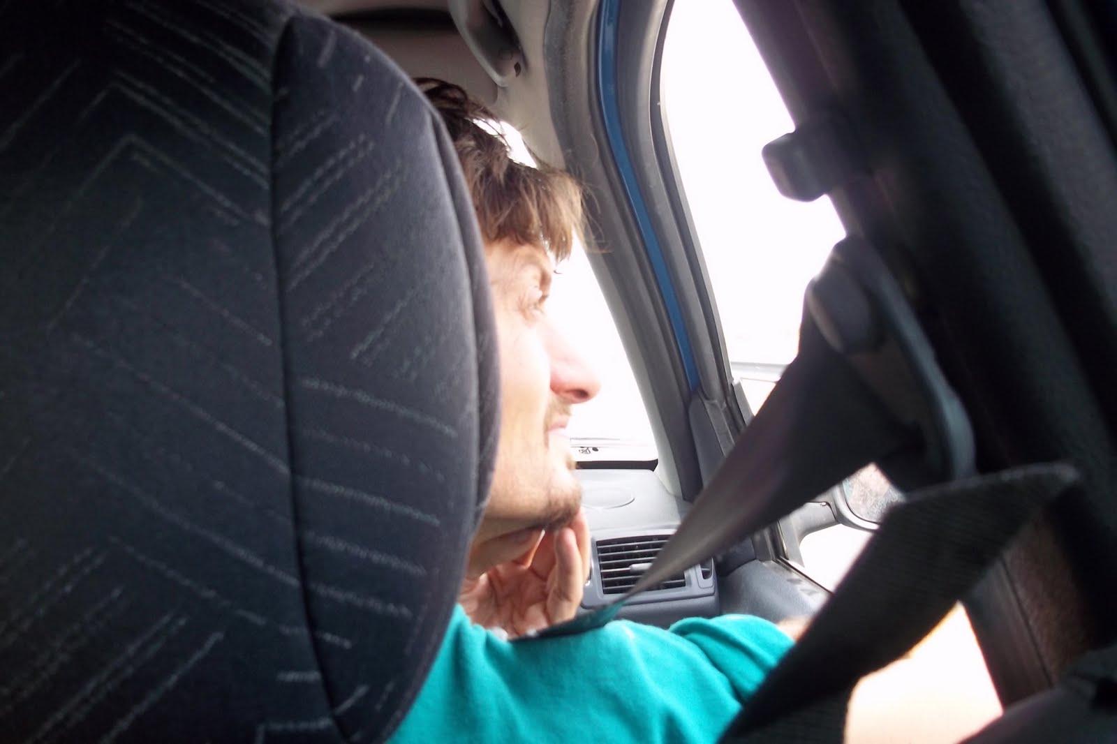Le foto dell'avventura in autostop in Spagna