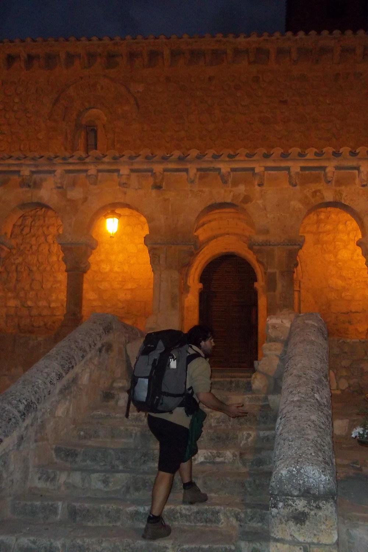 La chiesa di San Miguel a S. Esteban de Gomaz