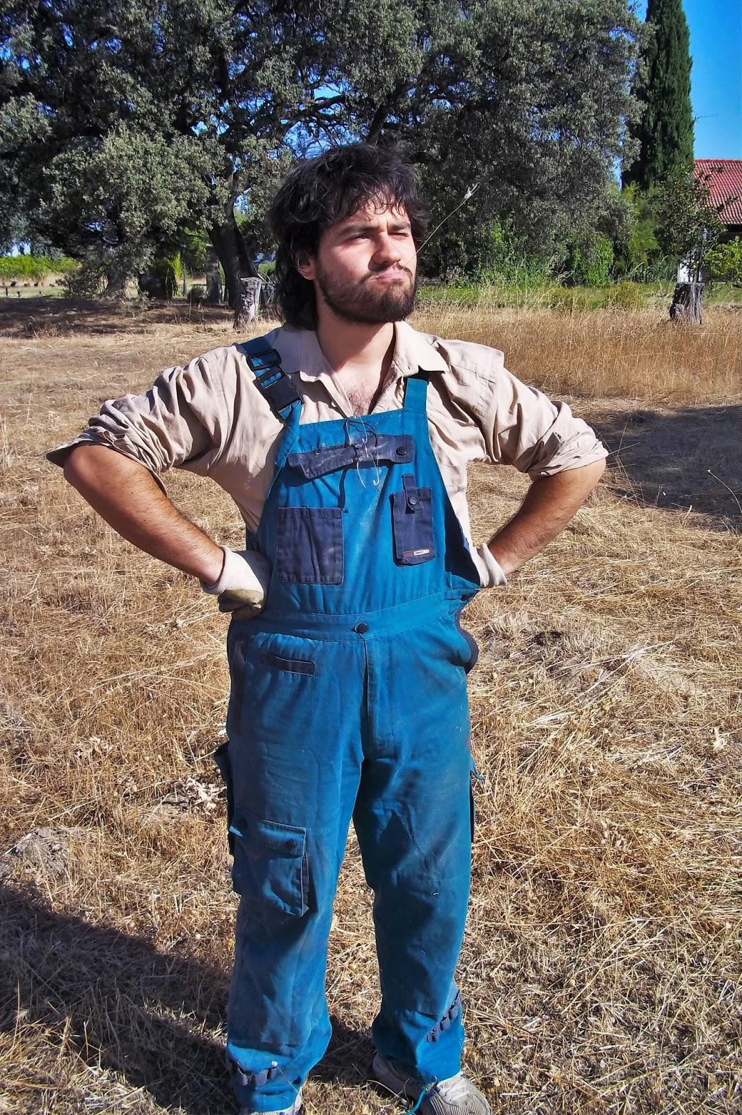 Los Olivos, vita di campagna
