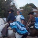 danze a cavallo, spagna, flamenco, costumi tradizionali, spagnoli