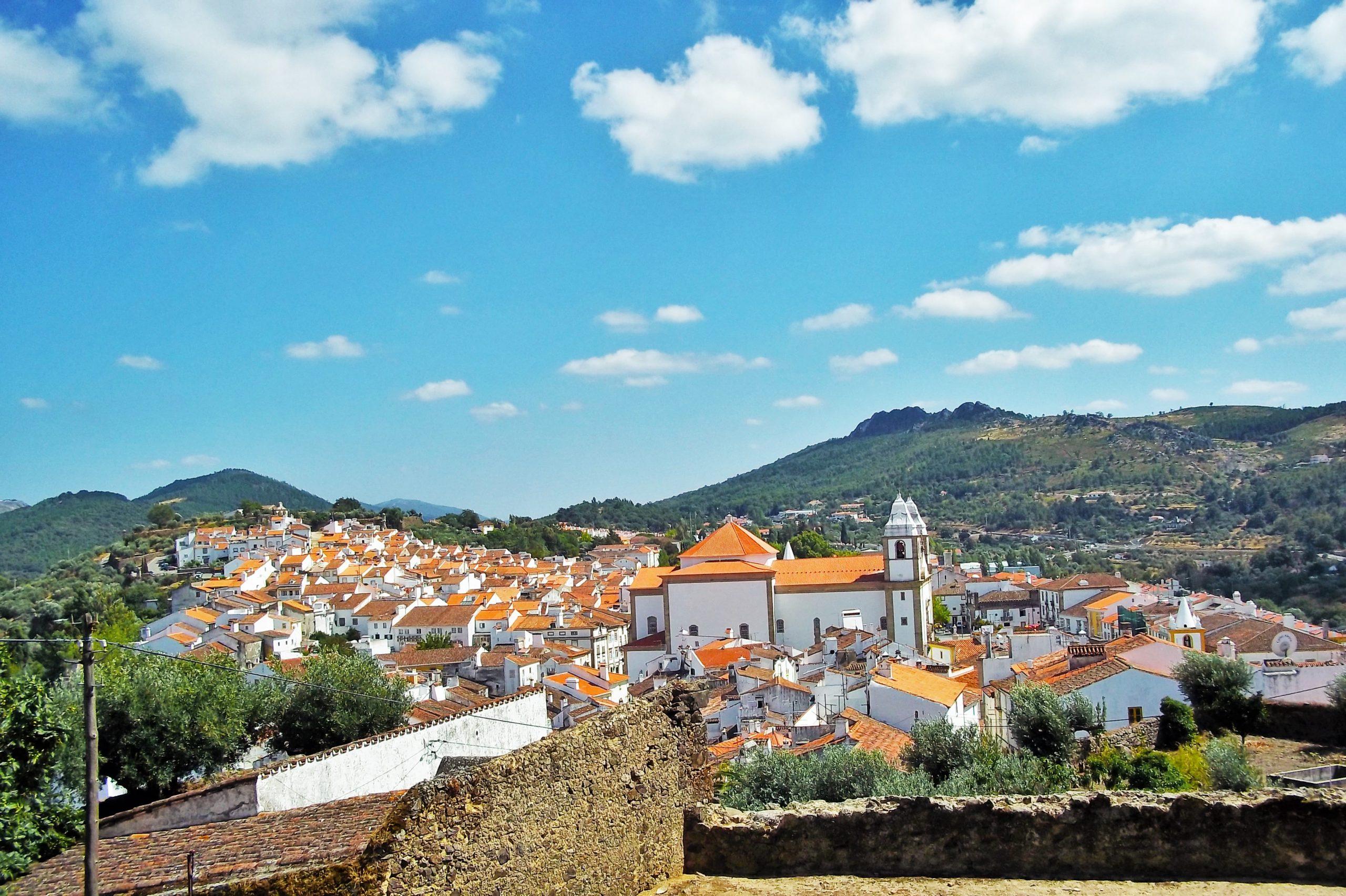 Le foto dell'arrivo in Portogallo
