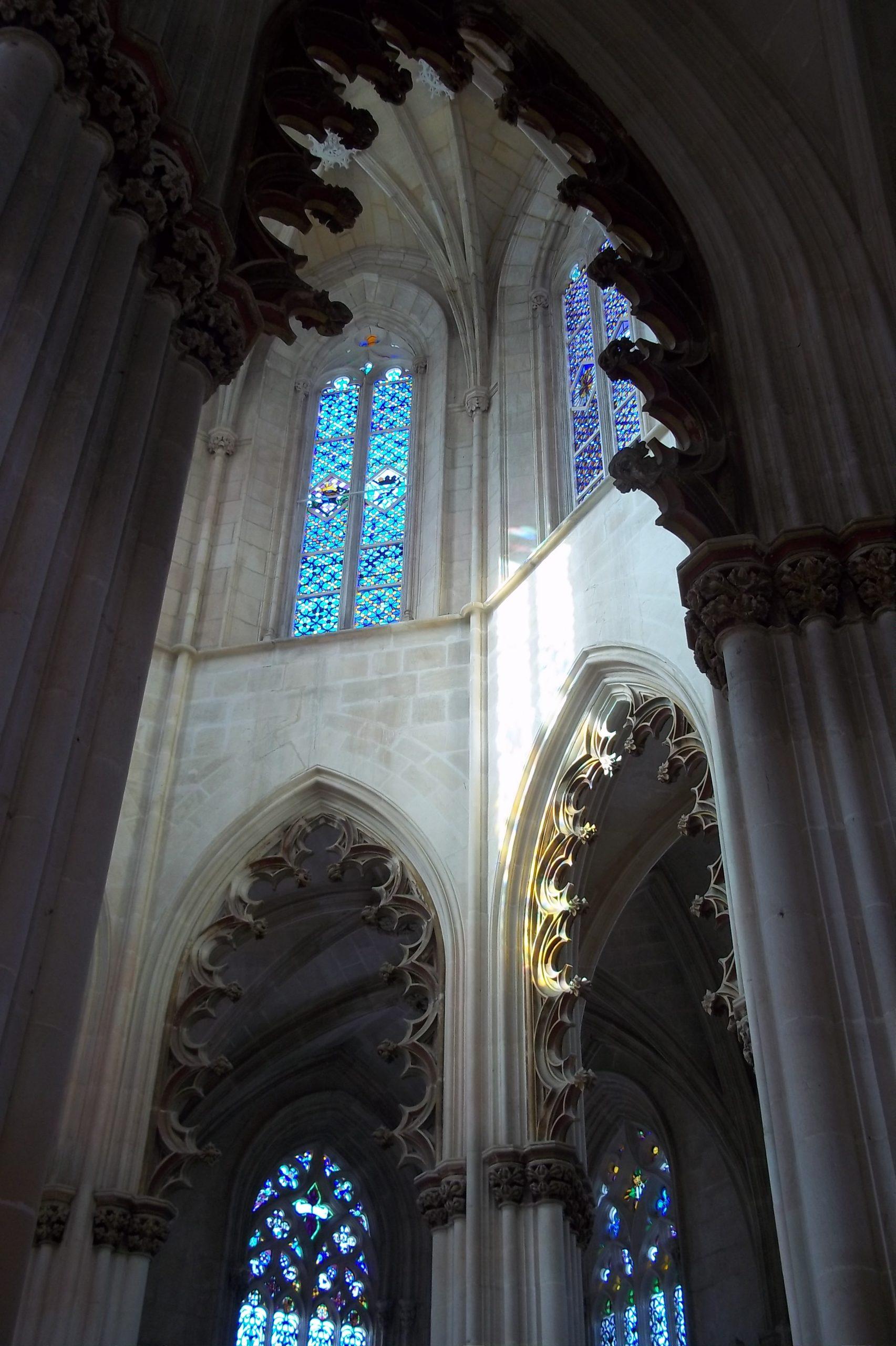 Il monastero di Batalha o convento de Santa Maria da Vitória