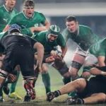rugby in Irlanda