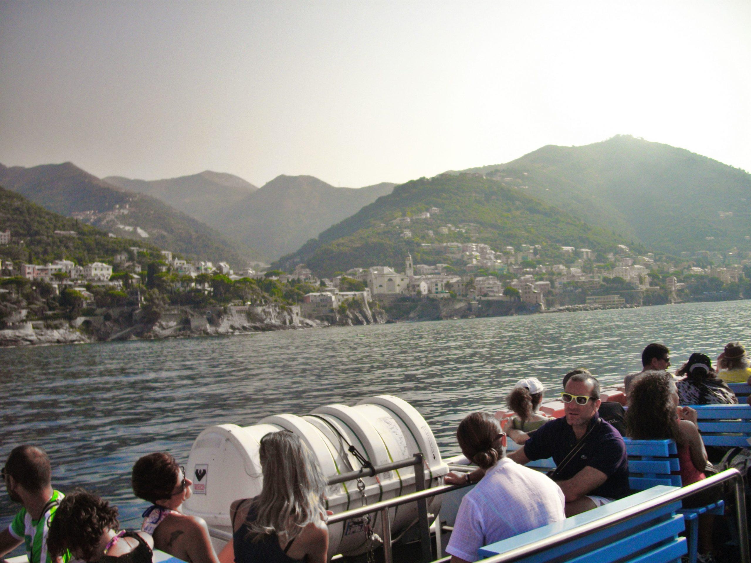 Liguria con Lentezza e pochi soldi