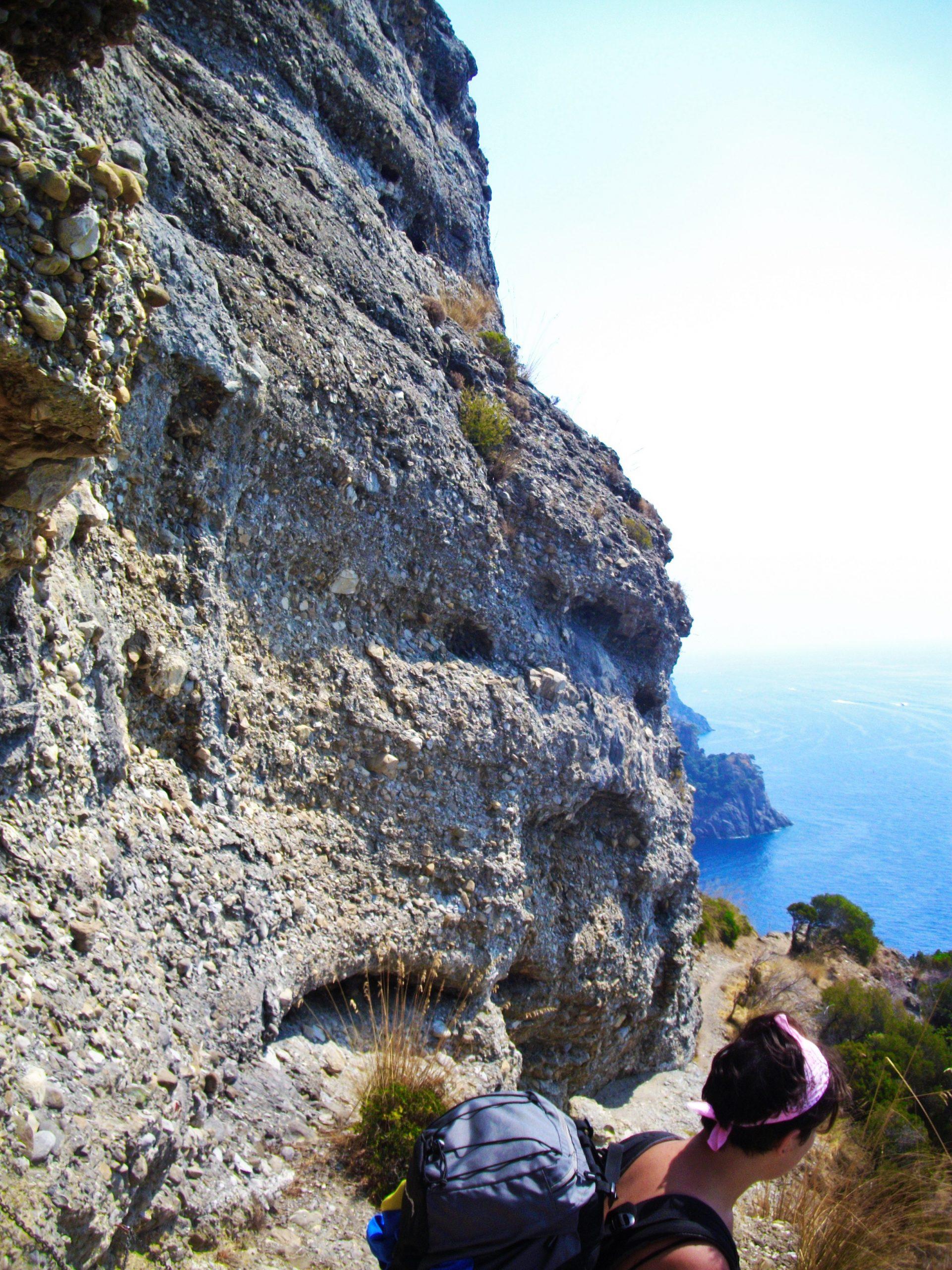 Liguria con lentezza e con pochi soldi