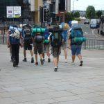 Vallo di Adriano, boy scout, marcia, escursione, cammino, camminare, viaggi a piedi, percorsi, avventure, camminate epiche, epico