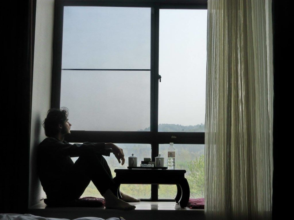 Nenad Stojanovic - couchsurfing con i talebani