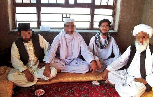 Couchsurfing con i Talebani