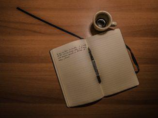 scrivere un diario di viaggio