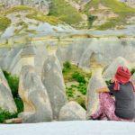 Pasabag Valley, Turchia con lentezza, autostop, avventure, slow travel, viaggi alternativi, donne in solitaria, scambi europei, valentina locatelli