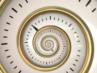 orologio / chiocciola / lumaca