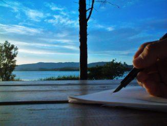 Scrivere e viaggiare