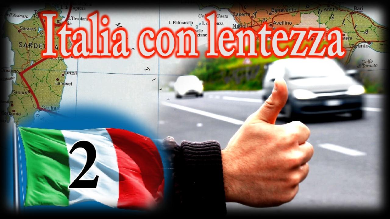 Italia con Lentezza – reportage sul viaggio lento