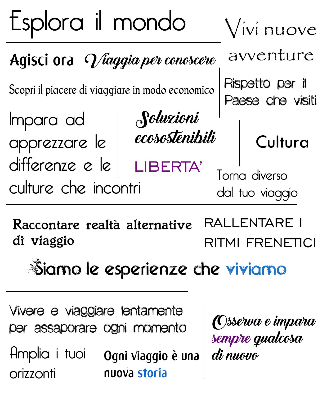 manifesto Slow Travel