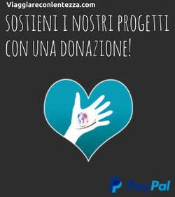 Sostieni i nostri progetti con una donazione!