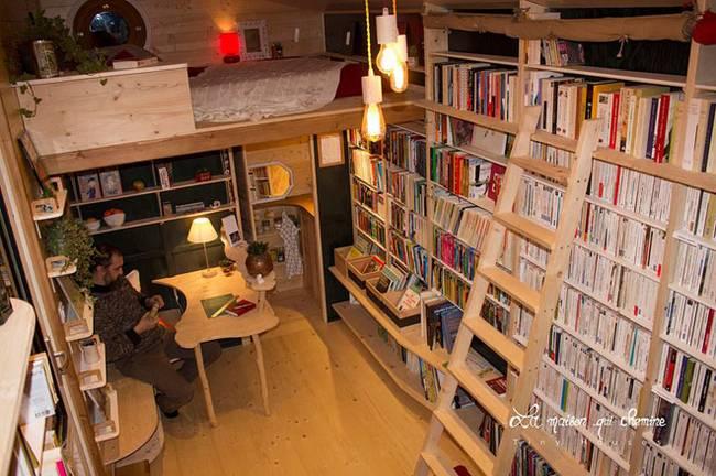 La libreria itinerante
