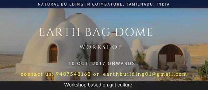 costruire case con sacchi di terra