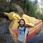Claudio Pelizzeni in Laos