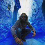 la città blu del Marocco è Chefchaouen