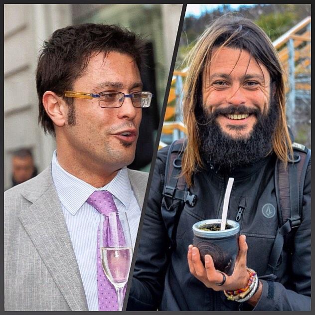 Claudio Pelizzeni due versioni a confronto