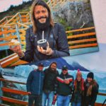 Buon compleanno Claudio sul Perito Moreno