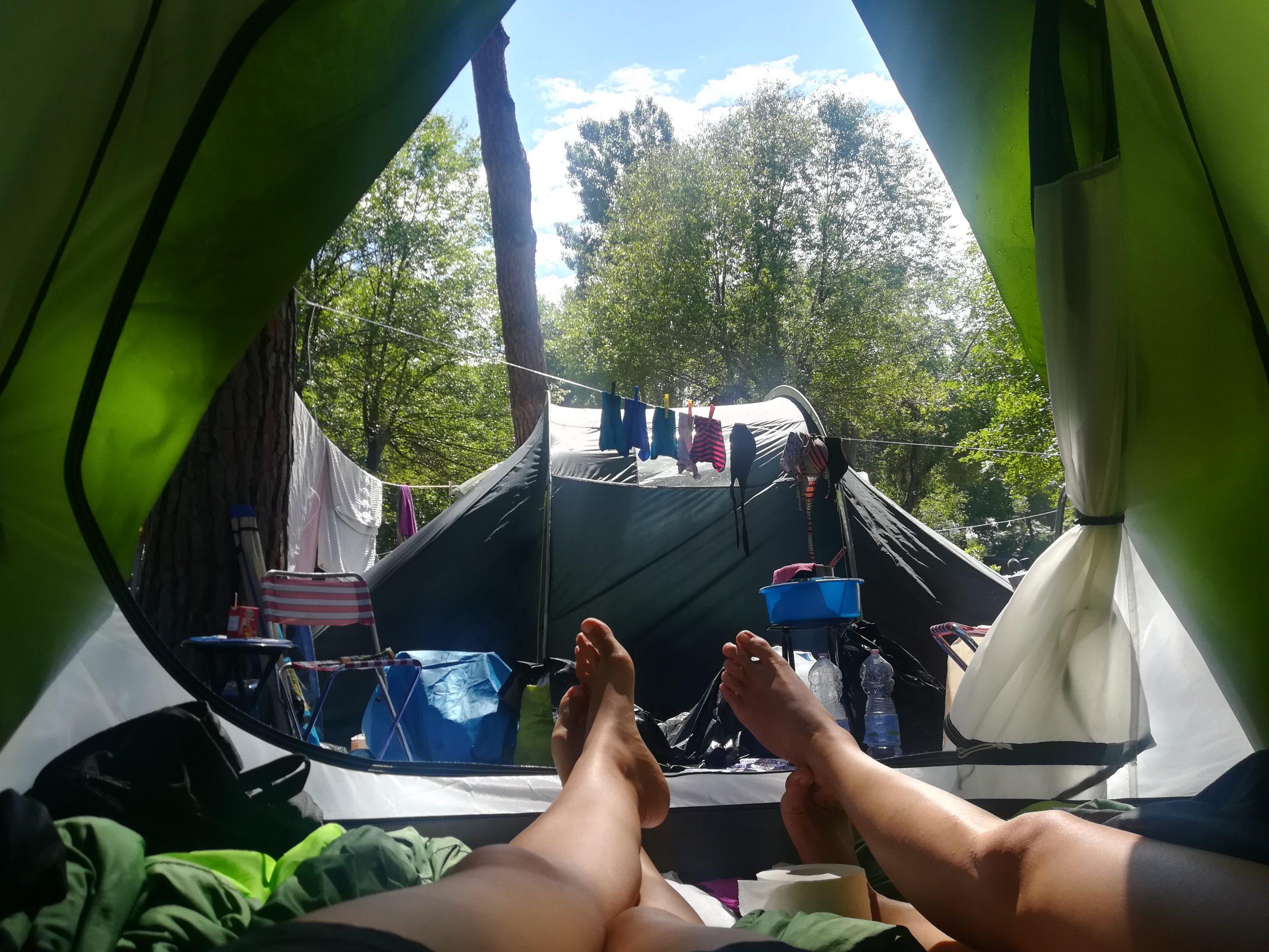 Cronache Gnagna 2 – Camping