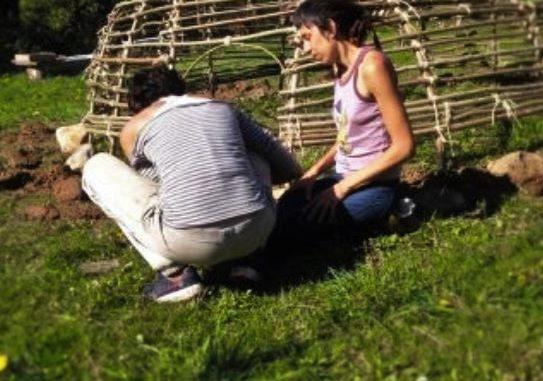 Esperienza di vita alternativa in Spagna