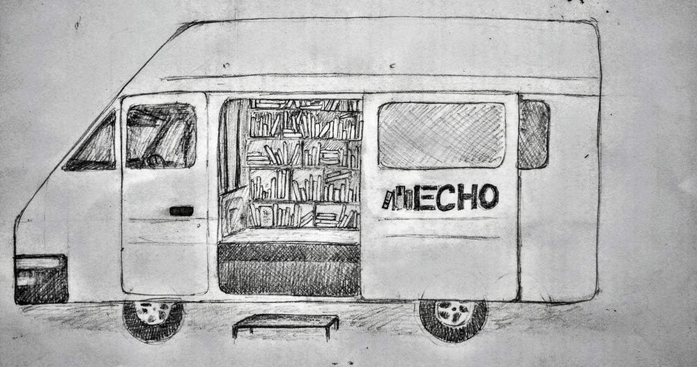 Le foto di Echo la biblioteca on the road