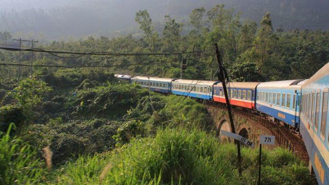 Il viaggio in treno più lungo del mondo