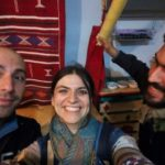 Couchsurfing in Giordania