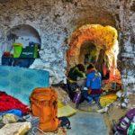 Vivere nelle grotte - realtà alternative in Spagna