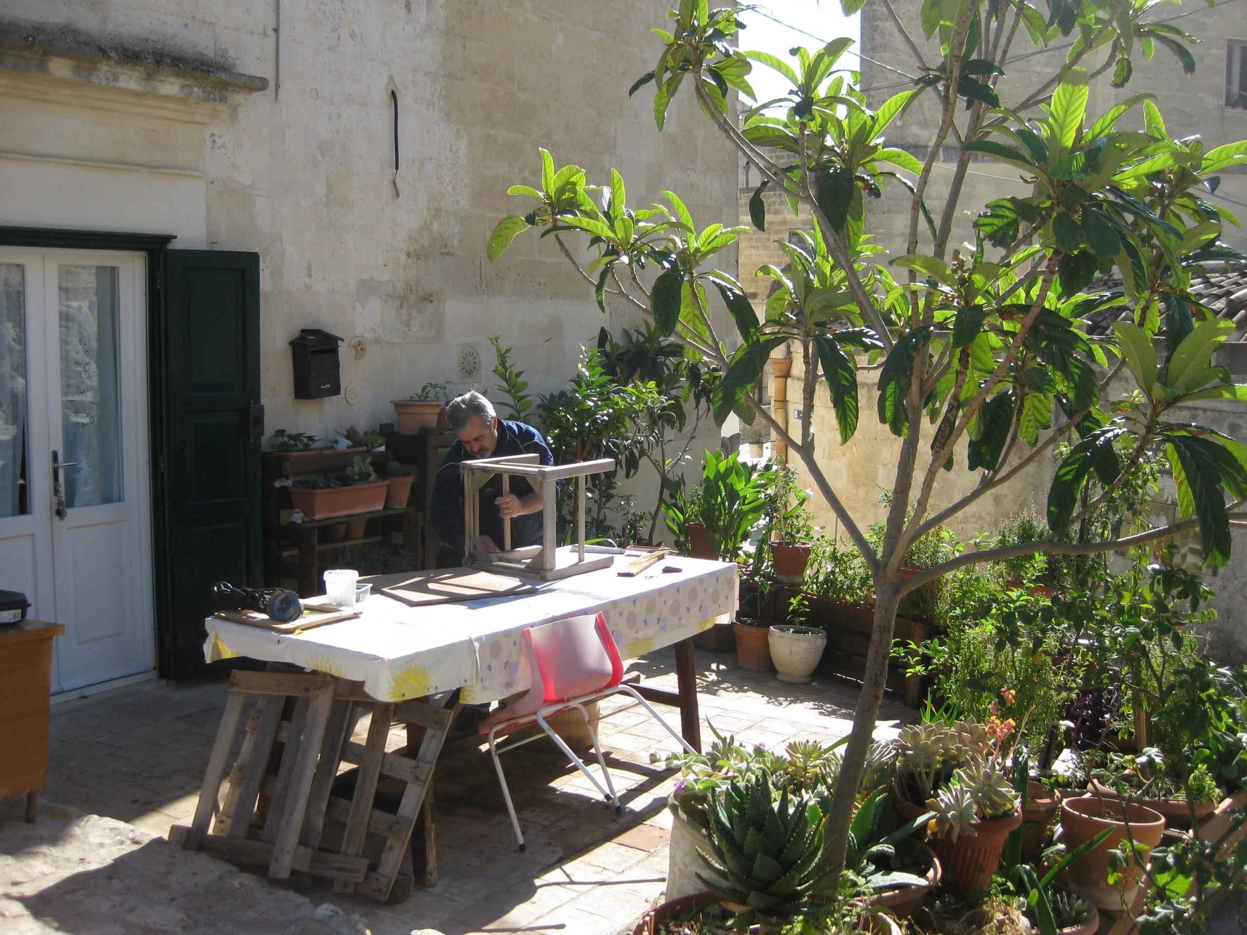 Visita Subito Matera. Artigianato locale.