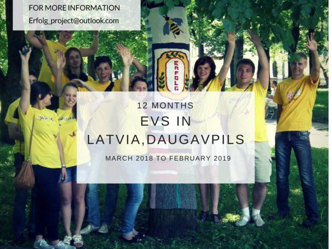 Servizio volontario europeo in Lettonia