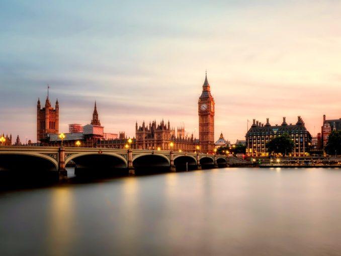 ospitalità gratuita a Londra