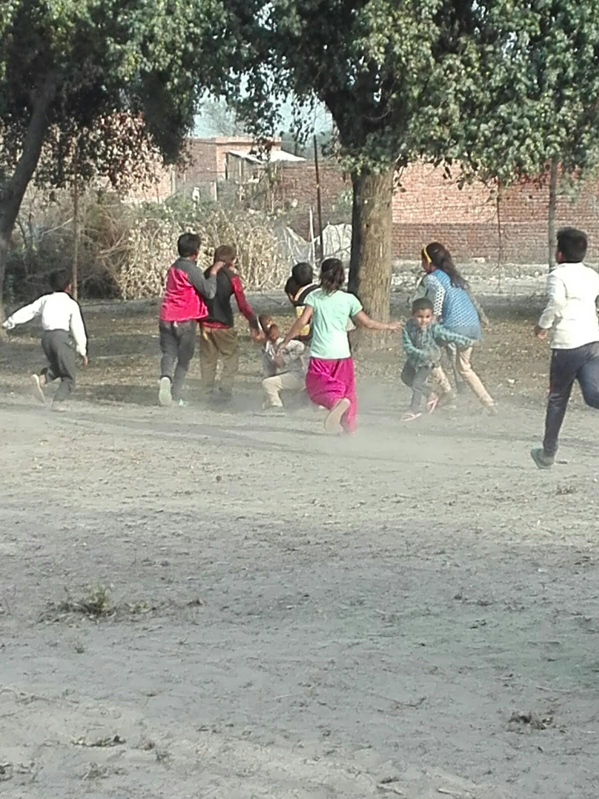 Vivere in Ashram: le foto