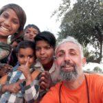 Vivere in Ashram, India, valerio petrone
