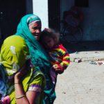 Vivere in Ashram, India