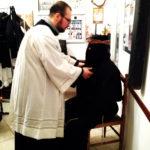 I riti della settimana santa in Puglia: il sagrestano e il primoviacroce