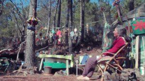 vivere in una yurta in mezzo alla natura