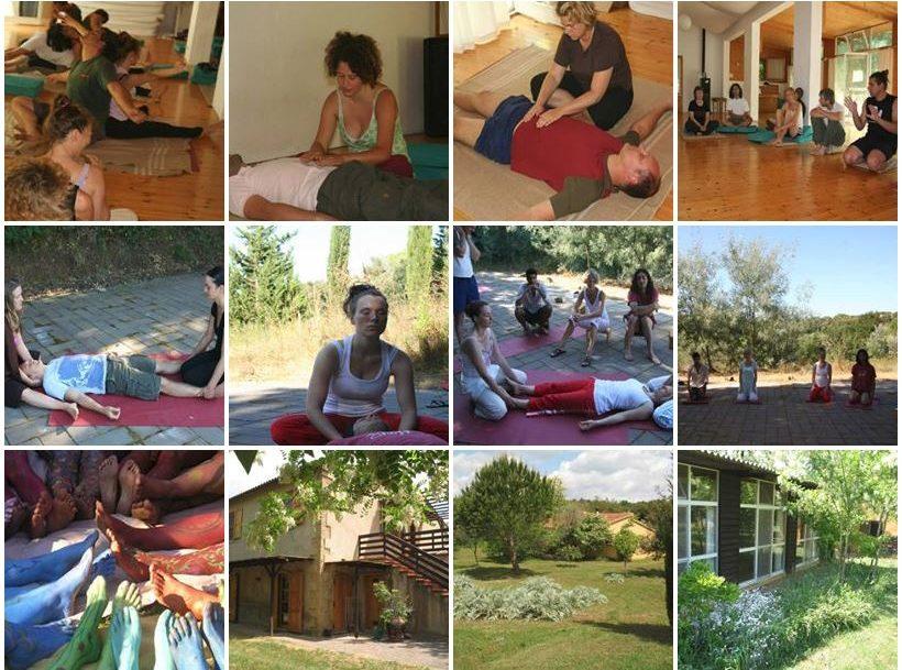 Osho Nirvesha meditation center - annuncio