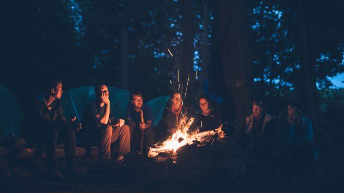 Sve a sud della Francia - campeggio, fuoco, natura