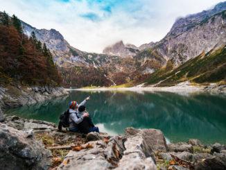 Il viaggio in camper di Sara e Luca - le foto