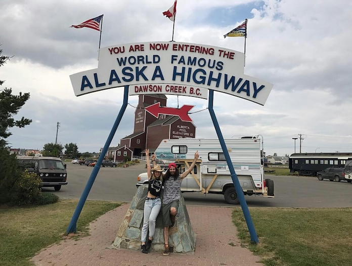 traveling-Alaska-Highway