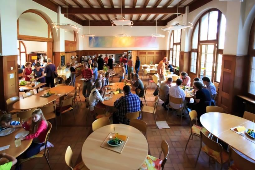 Sve in Svizzera. Le foto dell´ecovillaggio di Schloss Glarisegg