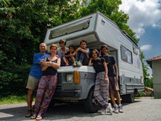 Famiglie nomadi, famiglia nomadi, famiglie on the road