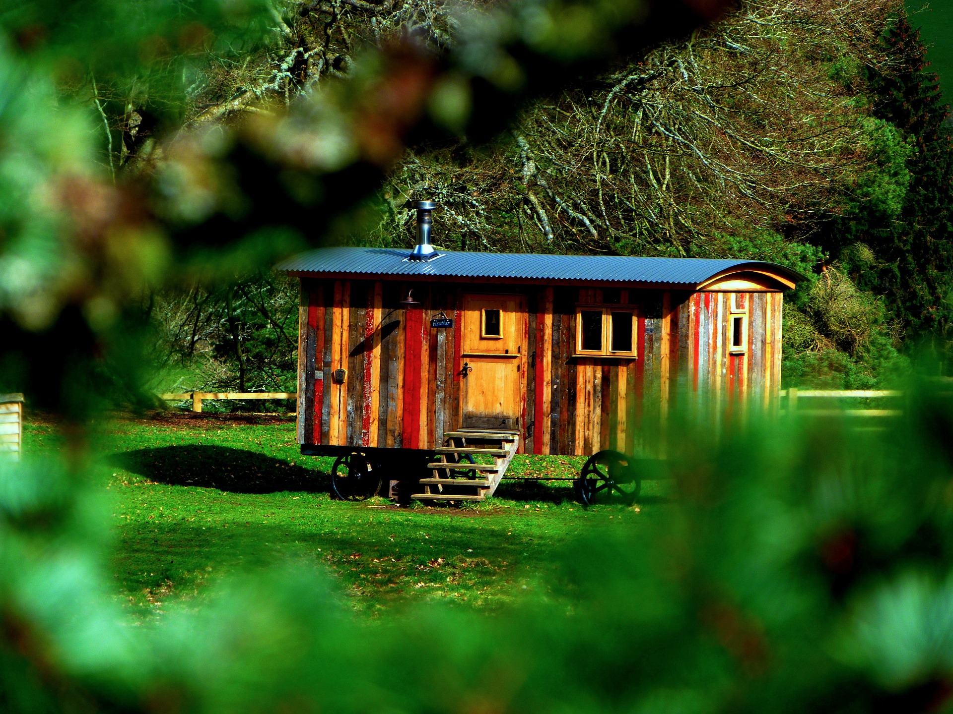 Tiny home – foto gratuita