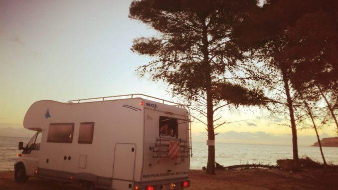 viaggiare in camper, famiglie in camper, viaggi in camper, camper