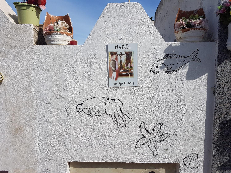Le foto di Rosalinda – viaggio lento a Lampedusa